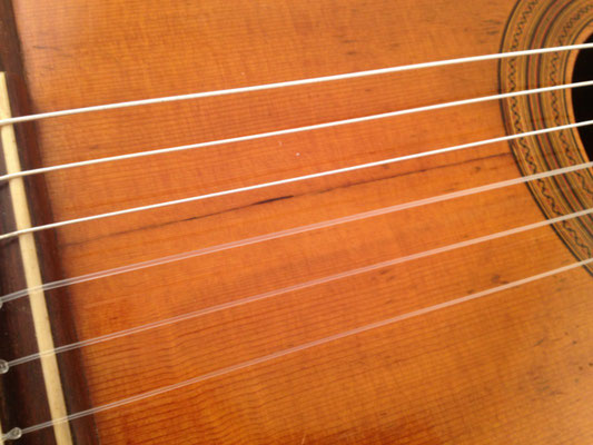Santos Hernandez 1923 - Guitar 1 - Photo 8