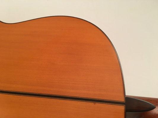 Arcangel Fernandez 1974 - Guitar 3 - Photo 16