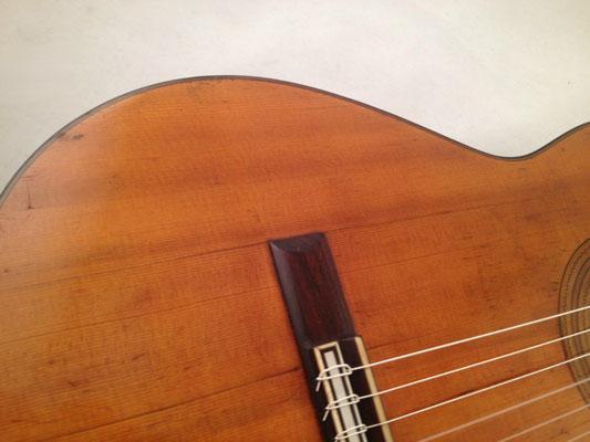 Santos Hernandez 1923 - Guitar 1 - Photo 10