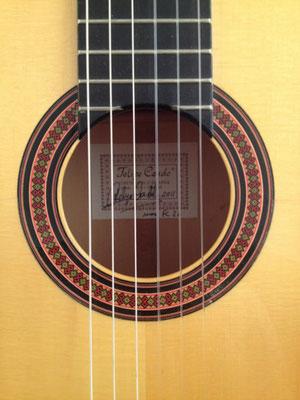 Felipe Conde 2011 - Guitar 4 - Photo 1