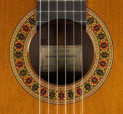 Miguel Rodriguez 1979 - Guitar 1 - Photo 3