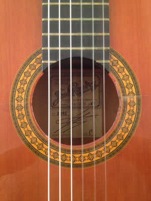 Jose Ramirez 1968 - Guitar 2 - Photo 1