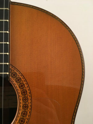 Miguel Rodriguez 1968 - Guitar 3 - Photo 21