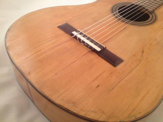 Domingo Esteso 1935 - Guitar 2 - Photo 5