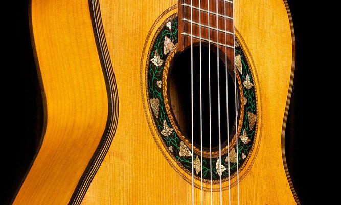 Jose Ramirez 1897 - Guitar 1 - Photo 6