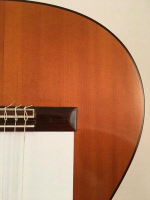 Arcangel Fernandez 1974 - Guitar 3 - Photo 7