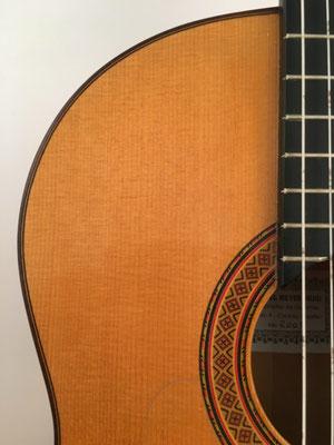 Manuel Reyes Hijo 2001 - Guitar 4 - Photo 23