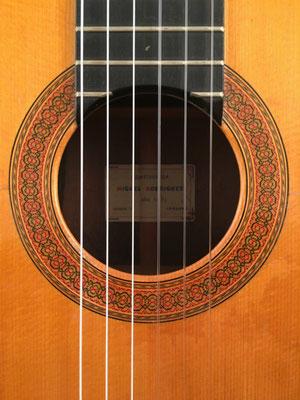 Miguel Rodriguez 1976 - Guitar 2 - Photo 4