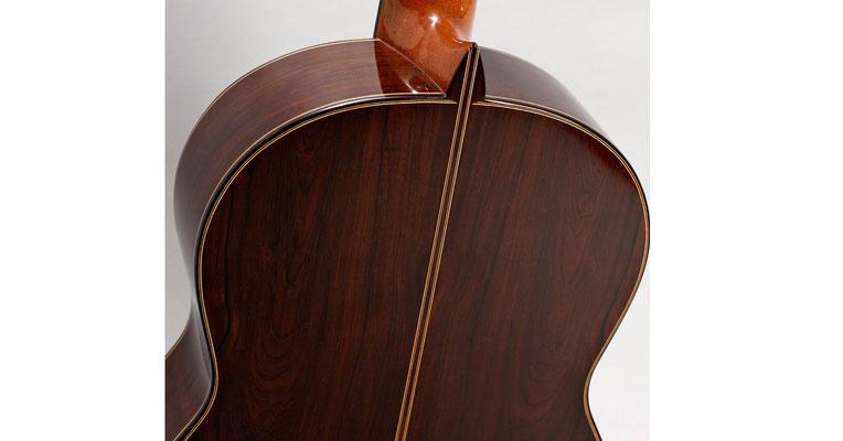 Francisco Barba 2002 - Guitar 3 - Photo 1