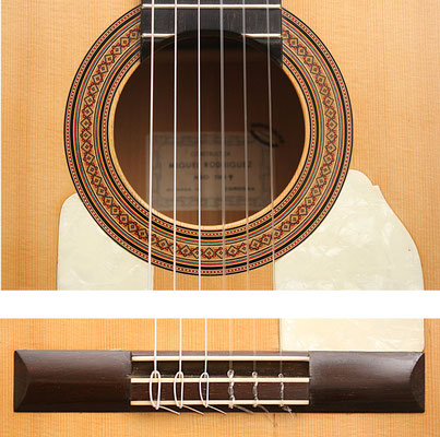 Miguel Rodriguez 1959 - Guitar 2 - Photo 8