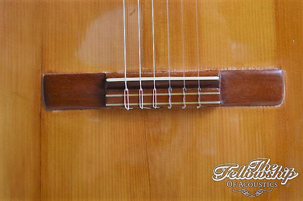 Jose Ramirez 1956 - Guitar 2 - Photo 11