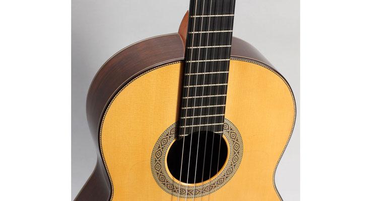 Francisco Barba 2002 - Guitar 3 - Photo 7