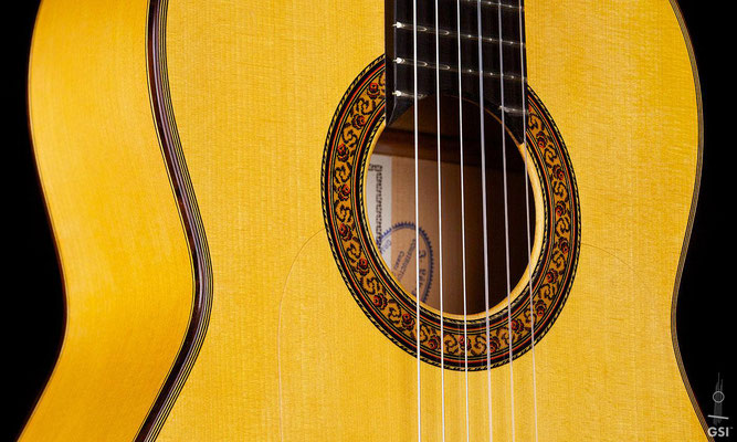 Jose Lopez Bellido 2000 - Guitar 1 - Photo 3