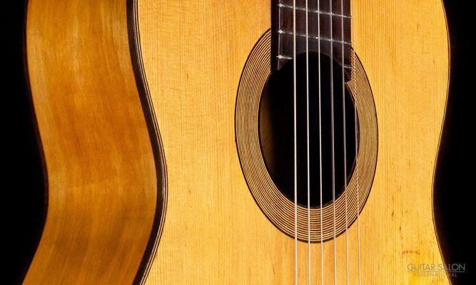 Manuel Ramirez 1903 - Guitar 1 - Photo 8