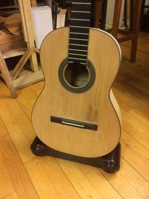 Domingo Esteso 1930 - Guitar 3 - Photo 12
