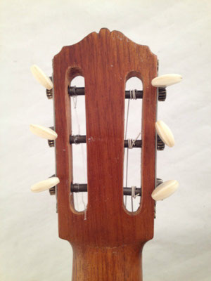 Domingo Esteso 1939 - Guitar 1 - Photo 15