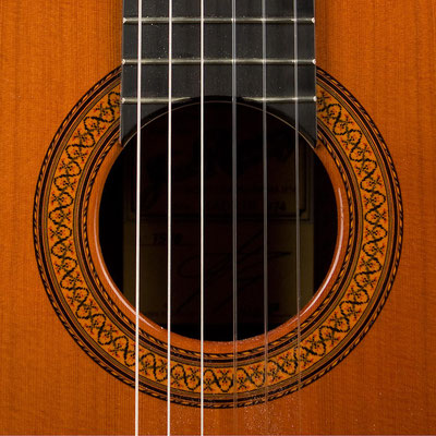 Jose Ramirez 1974 - Guitar 1 - Photo 8