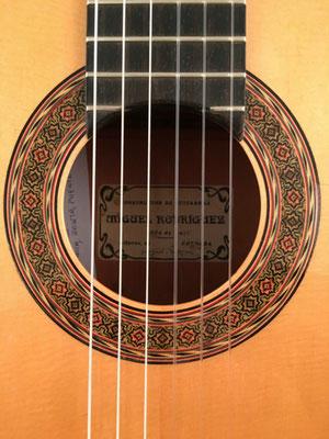 Miguel Rodriguez 1985 - Guitar 1 - Photo 3