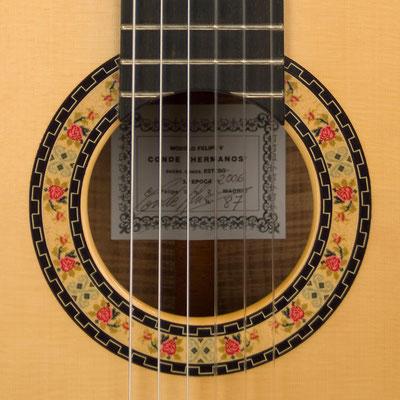 Hermanos Conde 2006 - Guitar 5 - Photo 6
