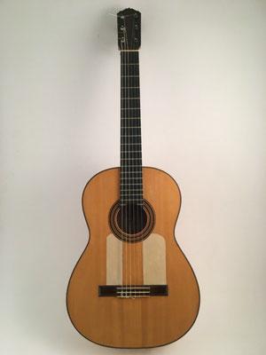 Domingo Esteso 1931 - Guitar 7 - Photo 28