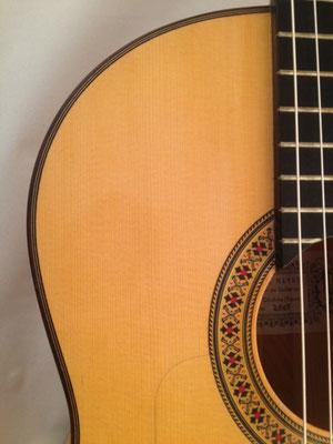 Manuel Reyes 2007 - Guitar 1 - Photo 6