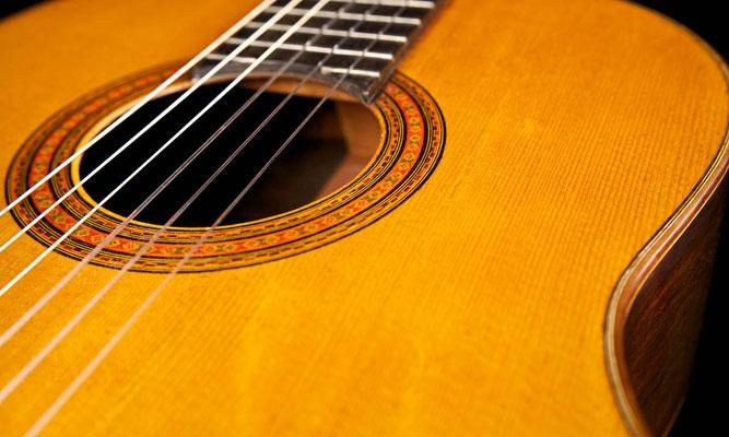 Santos Hernandez 1934 - Guitar 1 - Photo 11