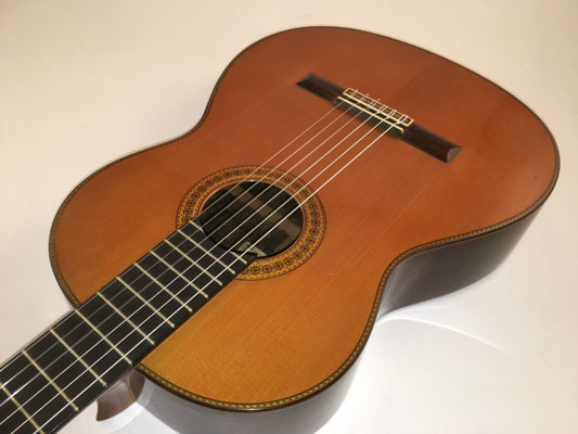 Miguel Rodriguez 1968 - Guitar 3 - Photo 9