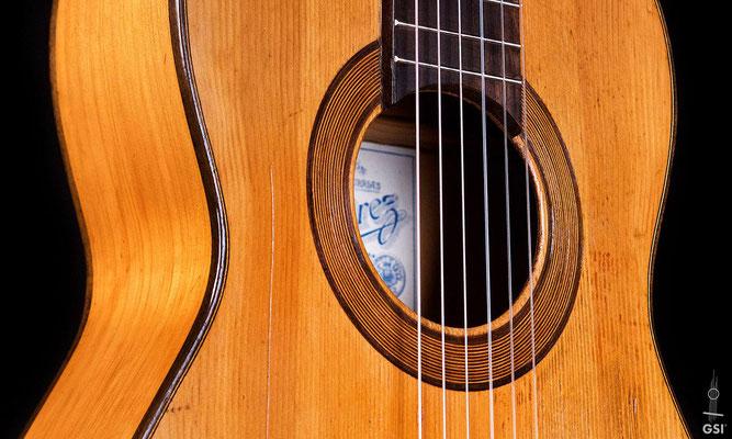 Jose Ramirez 1945 - Guitar 1 - Photo 7