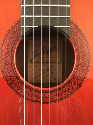 Jose Ramirez 1971 - Guitar 3 - Photo 1