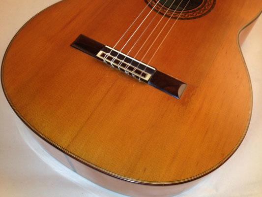 Gerundino Fernandez 1974 - Guitar 1 - Photo 11