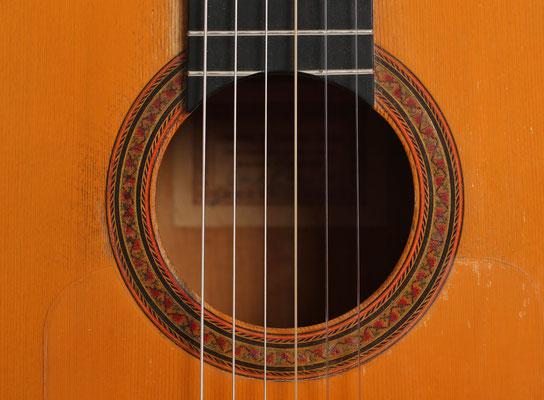 SOBRINOS DE DOMINGO ESTESO - 1969 - Guitar 2 - Photo 3