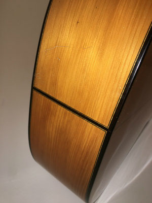 Miguel Rodriguez 1968 - Guitar 2 - Photo 14