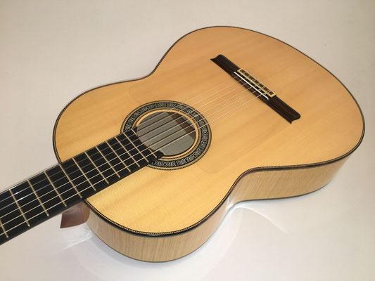 Francisco Barba 2016 - Guitar 5 - Photo 5