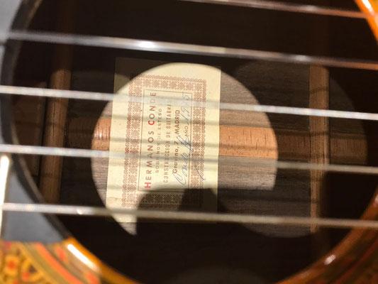Hermanos Conde 1975 - Guitar 4 - Photo 28