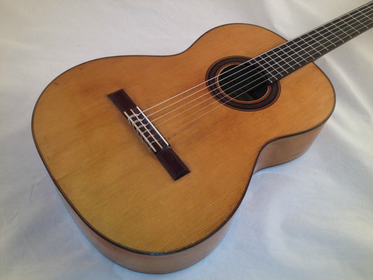 Domingo Esteso 1939 - Guitar 1 - Photo 4
