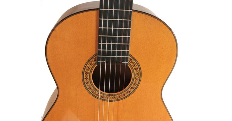 Manuel Reyes 1980 - Guitar 1 - Photo 1