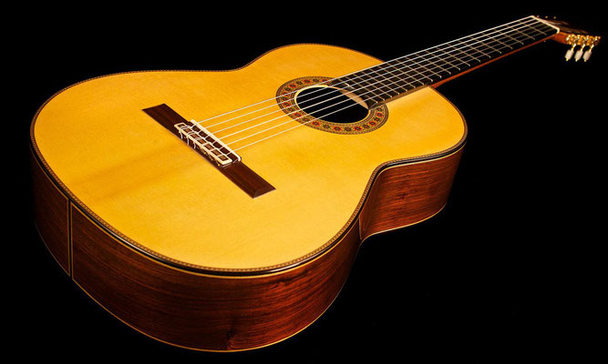 Miguel Rodriguez 1992 - Guitar 1 - Photo 4