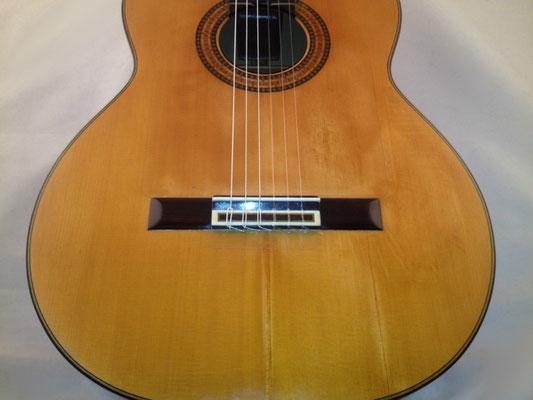 Gerundino Fernandez 1987 - Guitar 1 - Photo 3