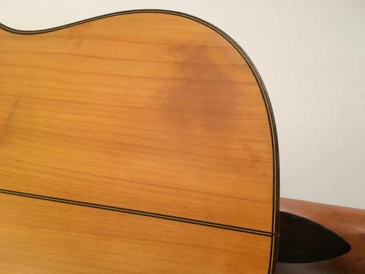 Domingo Esteso 1931 - Guitar 7 - Photo 17