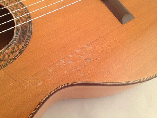 Gerundino Fernandez 1977 - Guitar 1 - Photo 8