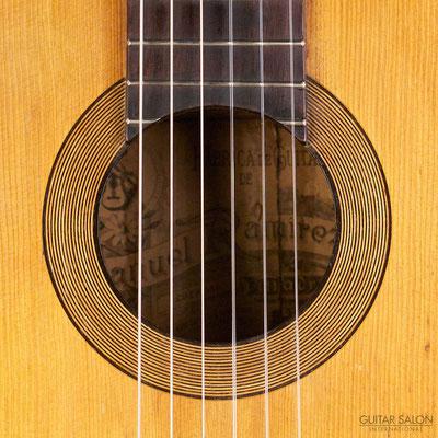 Manuel Ramirez 1903 - Guitar 1 - Photo 9