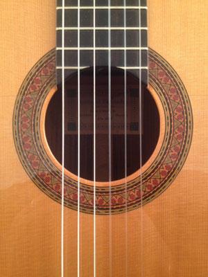 Arcangel Fernandez 1969 - Guitar 1 - Photo 11