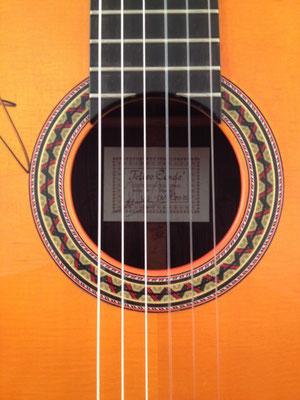 Felipe Conde 2010 - Guitar 1 - Photo 1