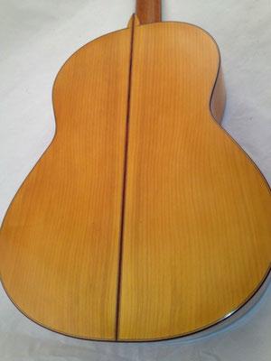 Francisco Barba 1987 - Guitar 1 - Photo 14