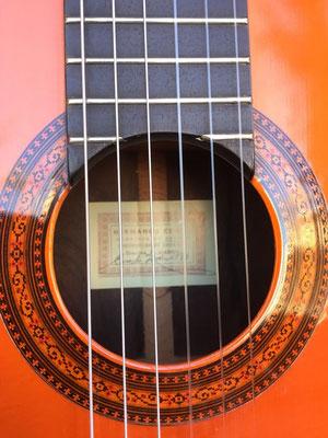 Hermanos Conde 1983 - Guitar 1 - Photo 4
