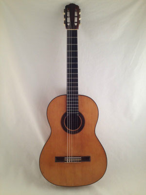 Domingo Esteso 1939 - Guitar 1 - Photo 17