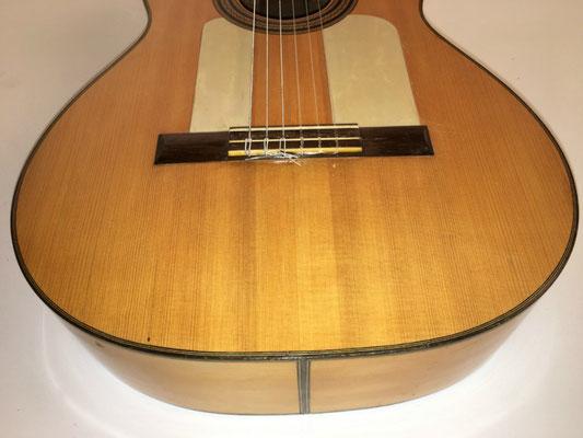 Domingo Esteso 1931 - Guitar 7 - Photo 10