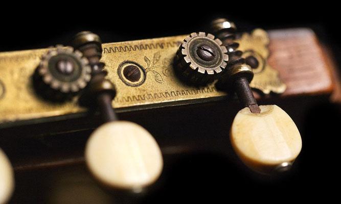 Jose Ramirez 1897 - Guitar 1 - Photo 8