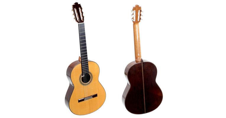 Francisco Barba 2002 - Guitar 2 - Photo 2