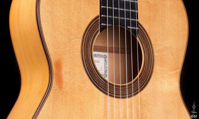 Jose Marin Plazuelo 1993 - Guitar 1 - Photo 8